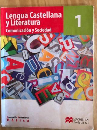 Libro de lengua FORMACIÓN PROFESIONAL
