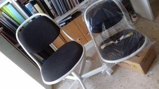 2 sillas escritorio ikea nuevas
