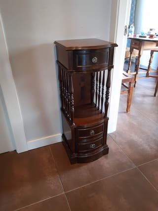 mueble madera macizo