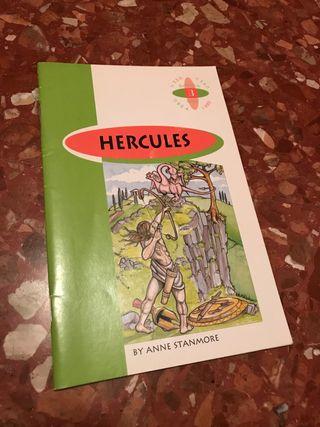 Libro de Lectura en inglés