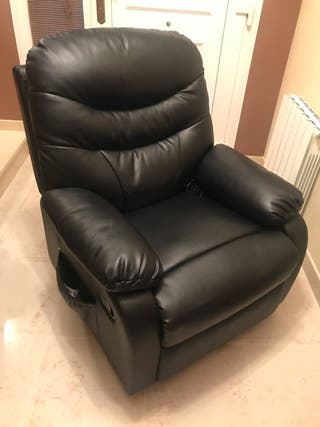 Sofa de piel masaje