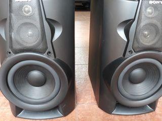 Altavoces sony HIFI 80 wattios RMS