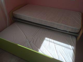 cama nido infantil- juvenil