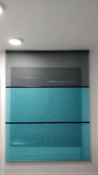 Estor cortina NUEVO enrollable personalizado lino