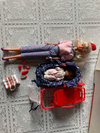 Muñeca estilo Barbie