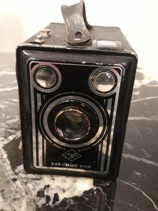 cámara de fotos antiguedades