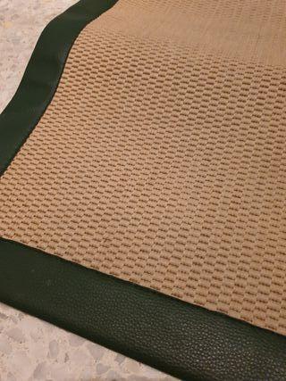 Dos alfombras a juego