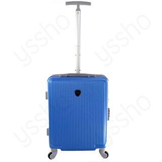 Maleta de viaje para cabina 55cm rígida azul ABS