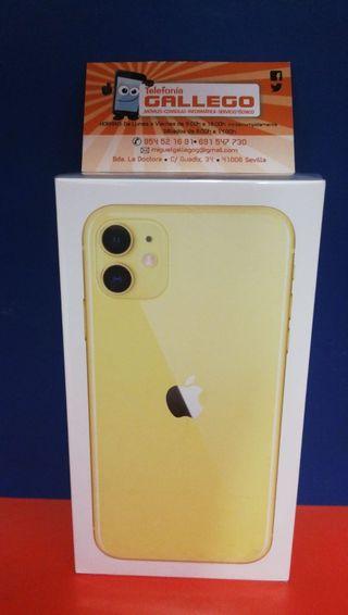 Iphone 11 128 gb Precintado