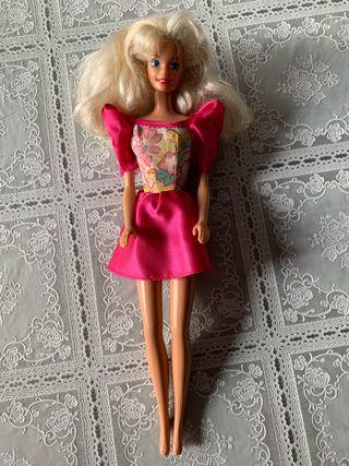 Muñeca Barbie años 90