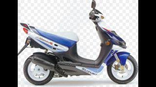 Despieze Completo Suzuki Katana 50 de Agua