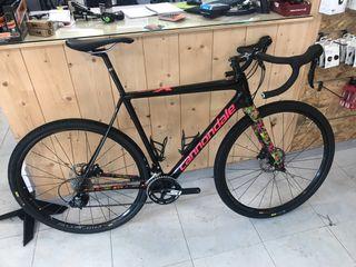 Bicicleta Cannondale cx