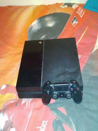 PS4 en perfectas condiciones