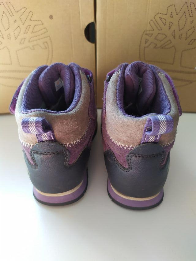 Timberland botas niña