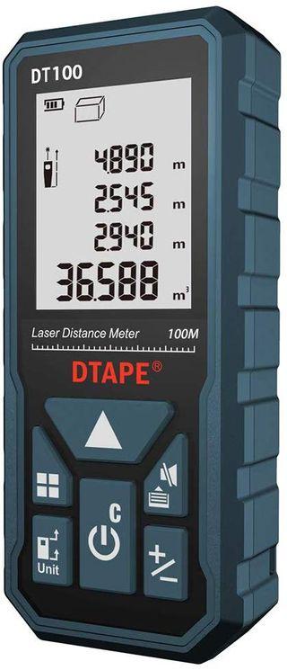 medidor laser nuevo