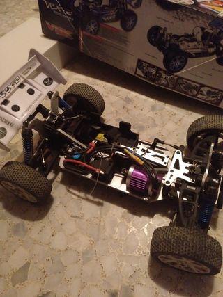 r.c V.R.X 2 Electrico buggy