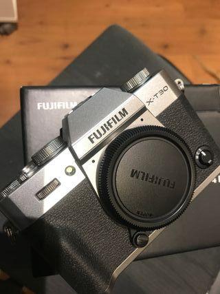 Fujifilm X-T30 color Plata con GARANTIA