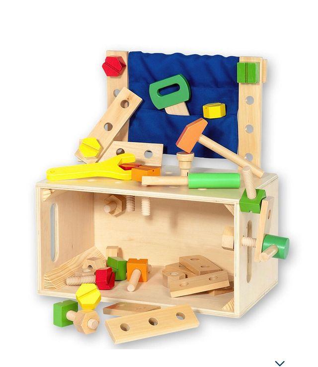 Juguete Banco de trabajo de madera