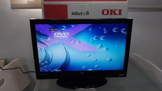 Televisor Tv oki 22'' HDMI TDT