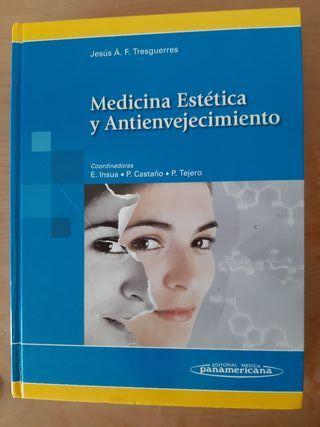 Libro de Medicina Estética y Antienvejecimiento