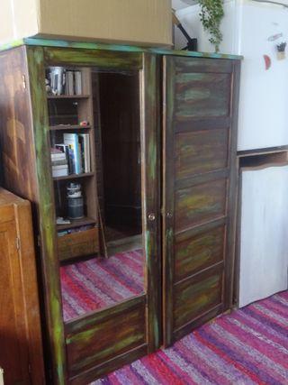 armario espejo