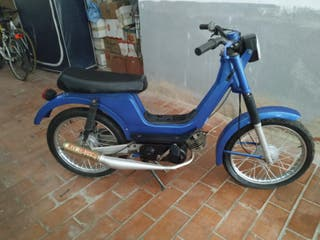 motocicleta derbi bariant