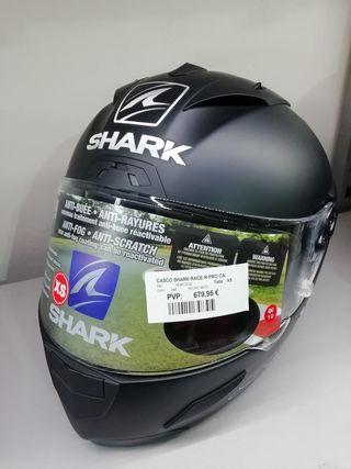 casco shark RACE r pro carbon