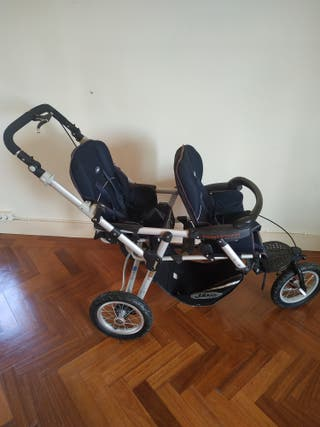 Silla Gemelar Power Twin de JANE
