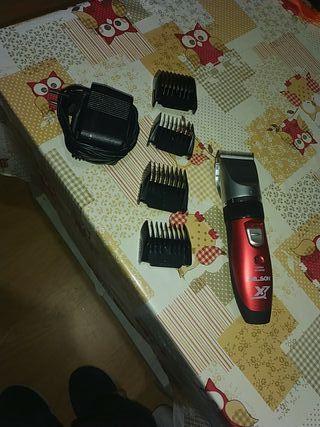 maquina cortar pelo