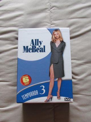 Serie Ally McBeal Temporada 3