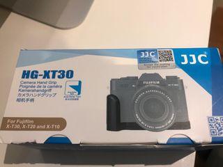 Grip Fujifilm X-T30, X-T20, X-t10