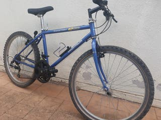 """bicicleta rockrider de 24""""."""