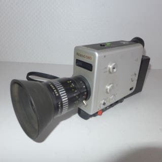 BRAUN NIZO S 560 VIDEO CAMARA SUPER 8MM