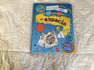 Cuento infantil Un viaje por el espacio