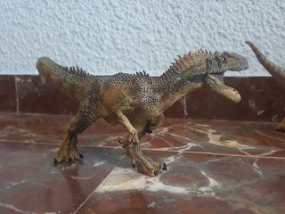 juguetes de dinosaurio de la película jurasic park