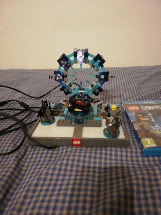 Lego Dimensions para Wii U