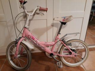 Juego patines y bicicleta