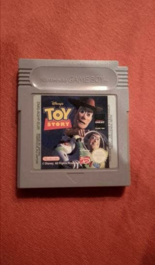 Toy Story 2 Game Boy