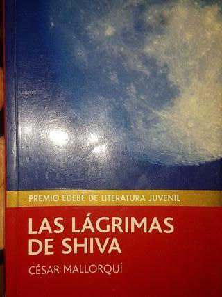 lagrimas de shiva (César Mallorquí)