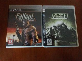 Colección Fallout PS3
