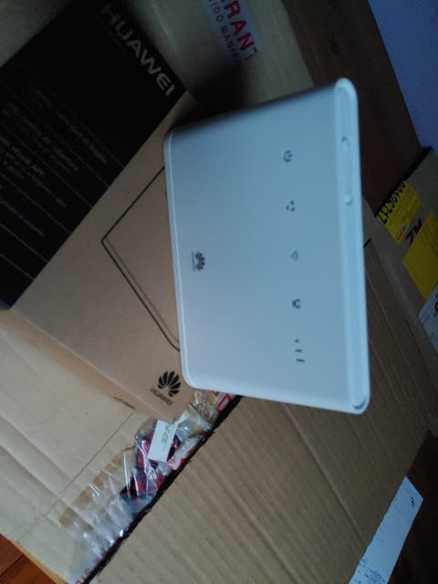 Router 4G LTE Huawei