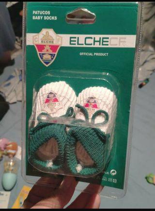 Zapatillas oficiales del Elche cf junto conjunto