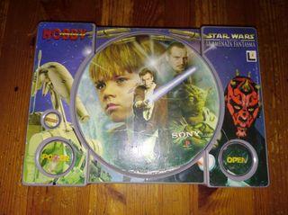 PlayStation 1 ediccion star wars