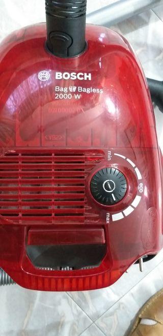 Aspiradora Bosch, 2000w
