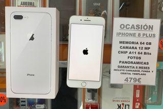 ¡OFERTA! IPHONE 8 PLUS 64GB
