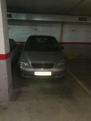Mercedes-Benz Classe A (168) 1999