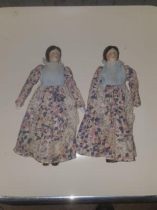Muñecas porcelana años 90