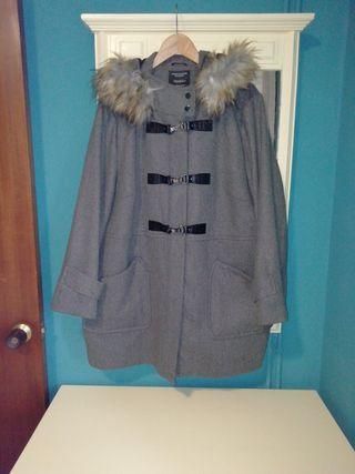Chaqueton, abrigo de paño de mujer