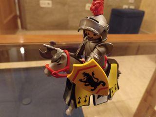 colección completa Playmobil el Caballero del Leon