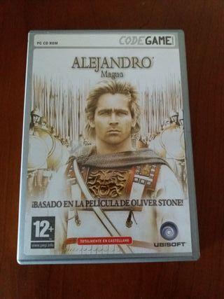Alejandro Magno Juego PC